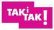 Логотип ТАКіТАК