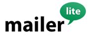 Логотип MailerLite