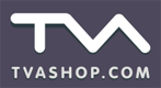 Логотип TVAShop