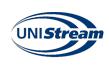 Лого UNIStream