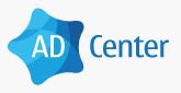 Лого AD Center
