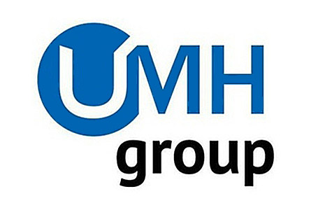Лого UMH Group