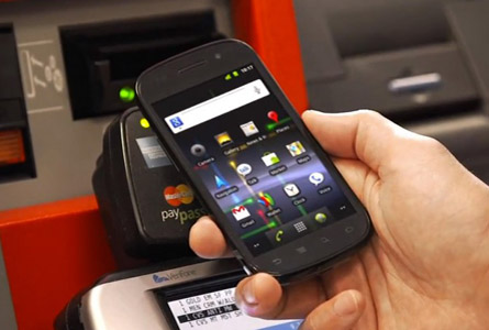 NFC-smartphone