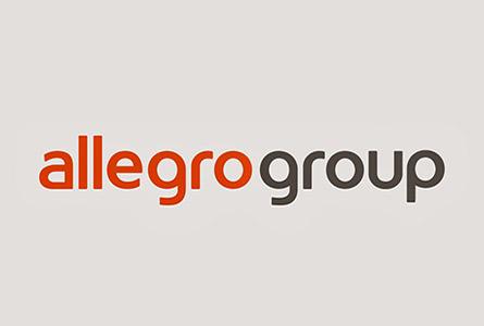 Лого Allegro Group