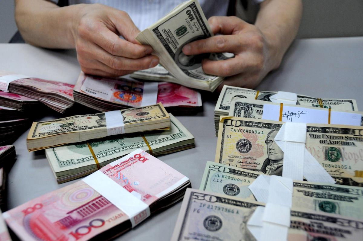 обмен денег в китае термобелье